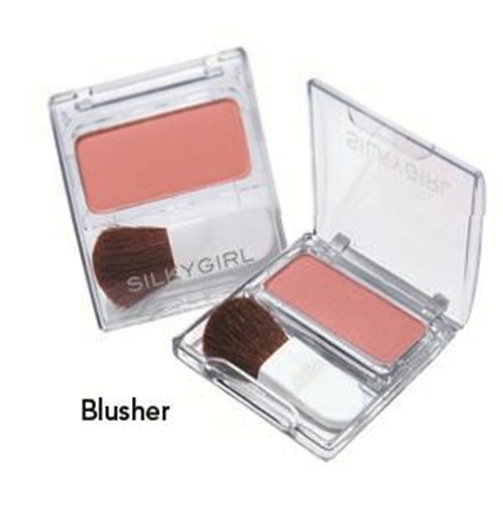 Silky Girl Blush Hour