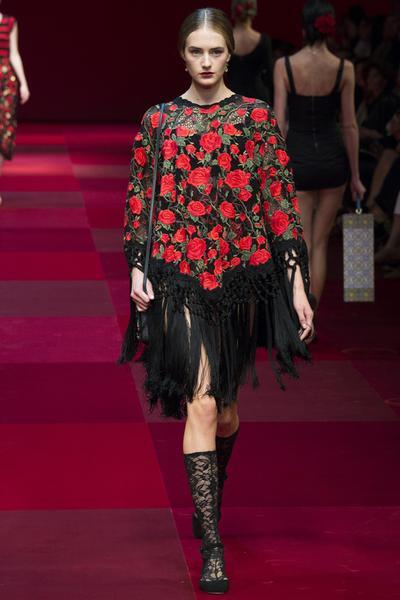 Dolce & Gabbana: Koleksi Musim semi 2015