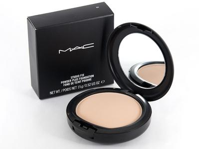 4. MAC Studio Fix Powder Plus Foundation
