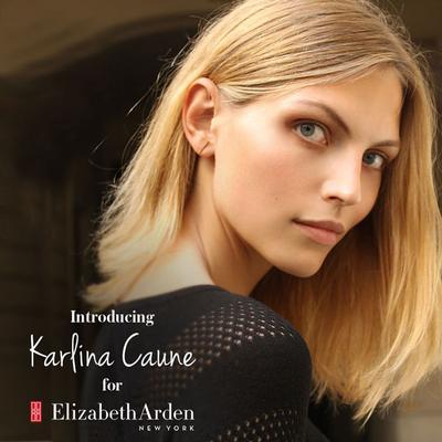 Elizabeth Arden's New Face