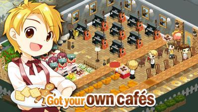 Hello, Cappuccino (Cafe Manager)