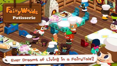 Fairy Wood Patisserie