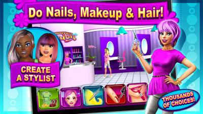 Sunnyville Salon Game