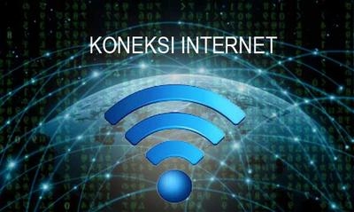 8. Pastikan internet stabil