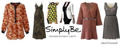 Simply Be: Plus Size Fashion