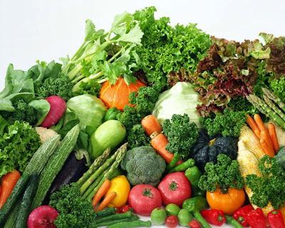 2. Mengkonsumsi Buah dan Sayuran Kaya Warna