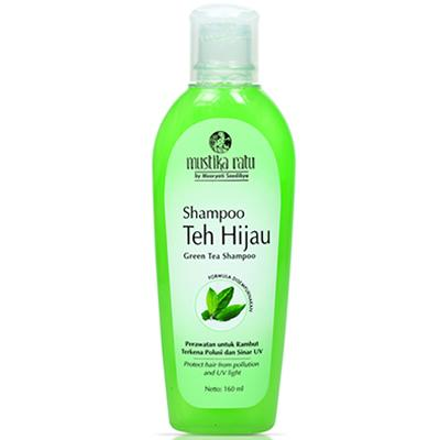 Produk Teh Hijau untuk Perawatan Rambut
