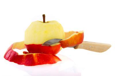 Kulit Apel dan Rambut Rontok