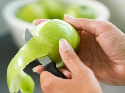 DIY: Ramuan Kulit Apel