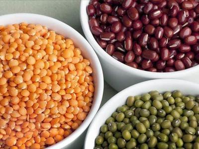 Perbanyak konsumsi daging, kacang kering dan biji-bijian