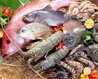 Perbanyak konsumsi sayuran, dan makanan laut