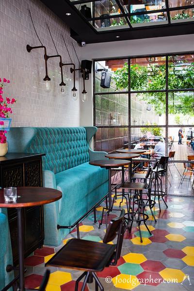 2. Domicile Kitchen Lounge