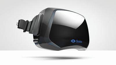 2. Oculus Rift