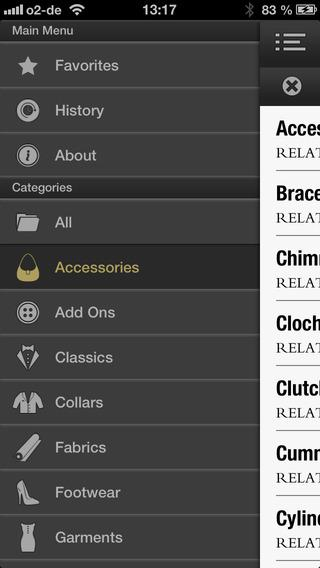 FAD- The Ultimate Fashion Dictionary