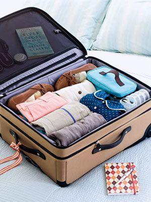 Gunakan Hung Luggage, Travelling Makin Nyaman