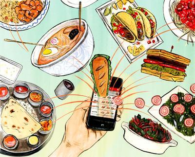 Aplikasi Gadget untuk Para Pecinta Kuliner