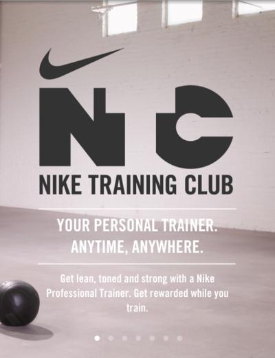 Apa itu Nike Training Club?