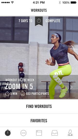 Download Nike Training Club