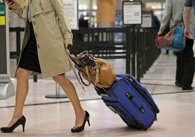 4. Siapkan tas dan bagasimu