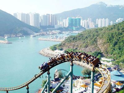7. Ocean Park - Hong Kong