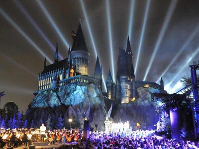 6. Universal Orlando Resort - Florida, Amerika Serikat