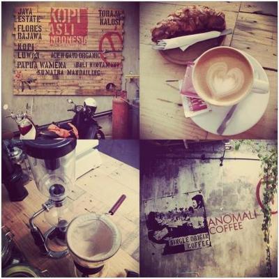 5. Anomali Coffee, Seminyak