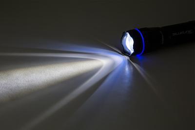 9. LED flashlight