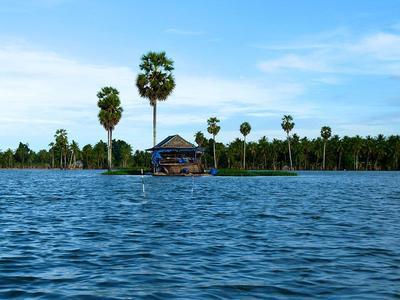 5. Danau Tempe