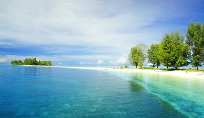 2. Pulau Dodola
