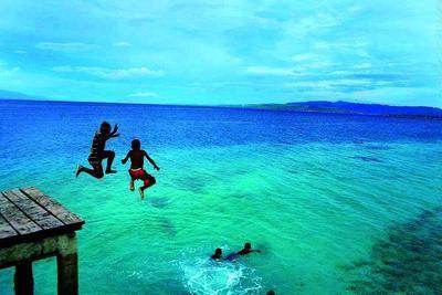 5. Pantai Liang