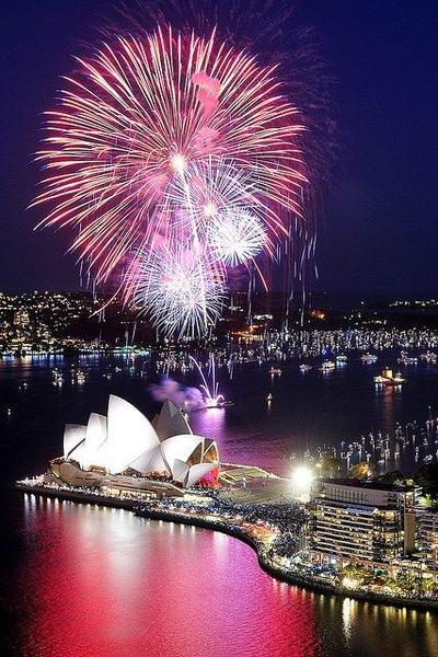 2. Sydney, Australia