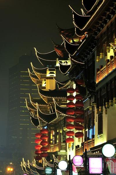 9. Shanghai, Cina