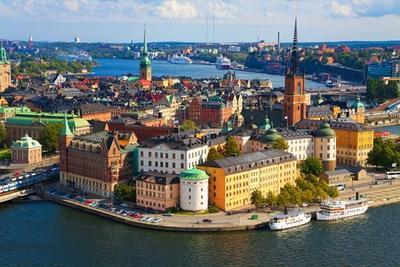 10. Stockholm, Swedia