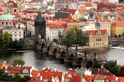 Ke Eropa, Yuk Kunjungi Kota-Kota Cantik Ini!