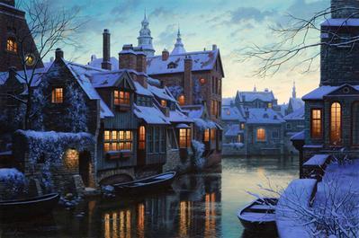 1. Bruges - Belgia