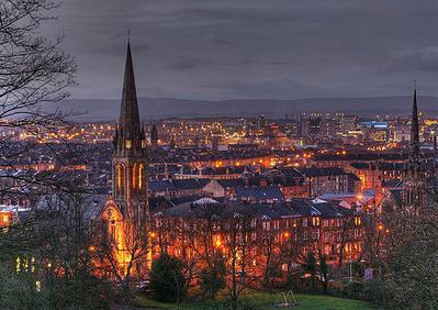 2. Edinburgh - Skotlandia