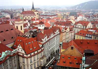 3. Praha - Republik Ceko