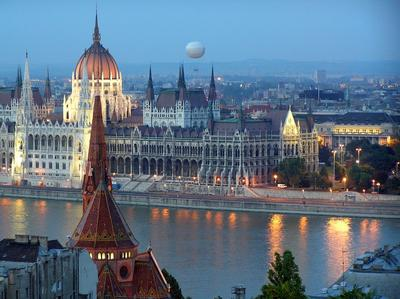 6. Budapest - Hungaria