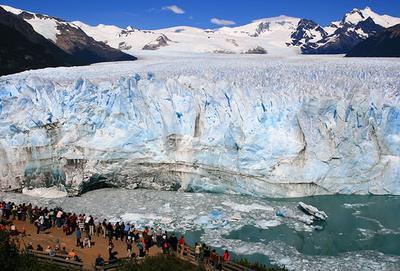 Taman Nasional Los Glaciares - Argentina