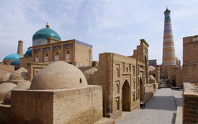 Itchan Kala - Uzbekistan