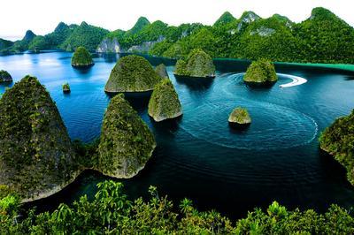 4. Raja Ampat, Papua
