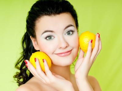 Perawatan Bibir Dengan Lemon