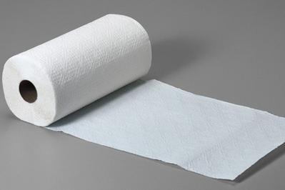 Gunakan Paper Towel