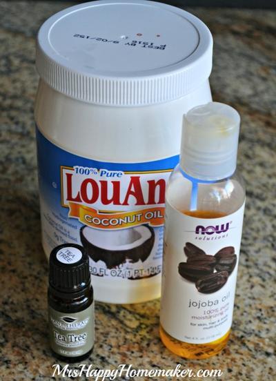 Varian Resep Perawatan Rambut dengan Tea Tree Oil