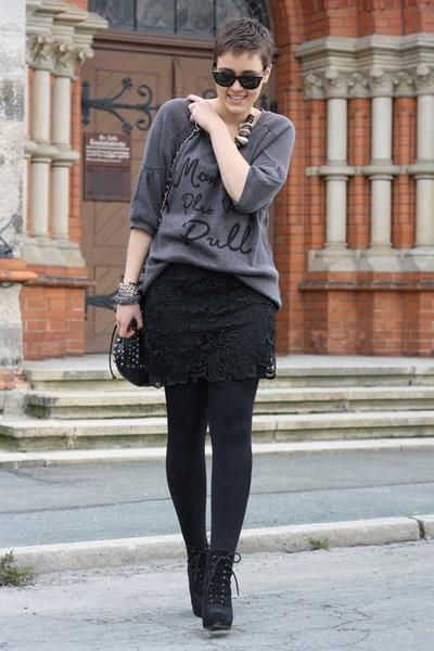 Mix N Match Padu Padan Lace Skirt Fashion Beautynesia