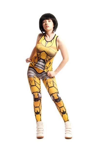 Bionic Leggings