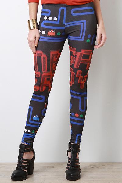 Video Game Inspired Leggings