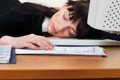 Mengatasi Mengantuk di Saat Bekerja