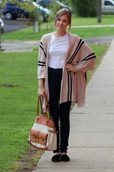 Mix N Match Padu Padan Long Cardigan Fashion Beautynesia