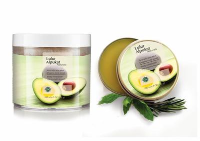 Produk Kecantikan yang Mengandung Nutrisi dari Buah Alpukat